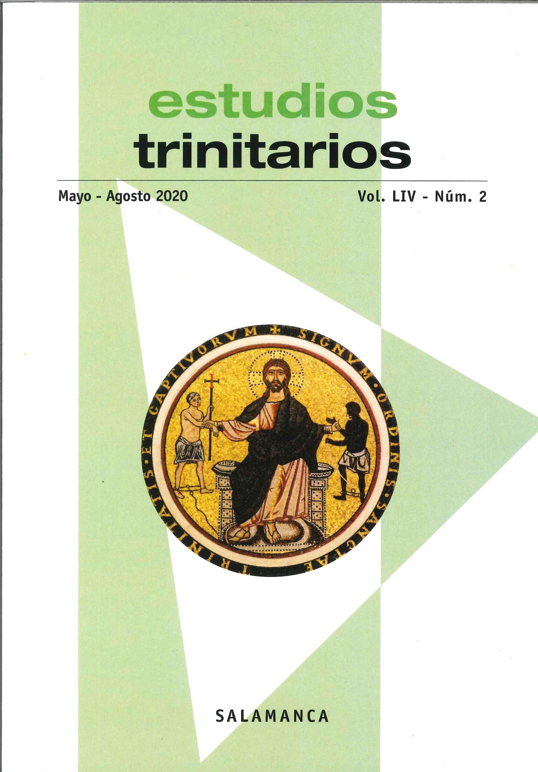 Estudios Trinitarios – Secretariado Trinitario
